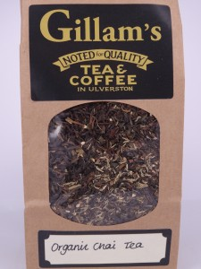 Chai Tea packet